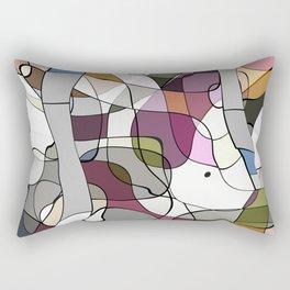 Four seasons - Winter 1 Rectangular Pillow