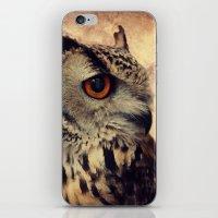 elmo iPhone & iPod Skins featuring Elmo V by Astrid Ewing