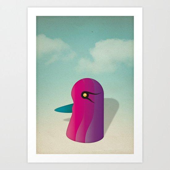 c i p Art Print