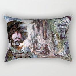 There Is No God But God Rectangular Pillow