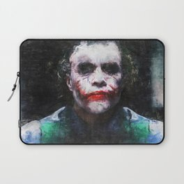 The Joker - The Clown Prince Of Gotham Laptop Sleeve