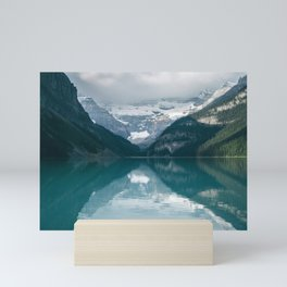 Lake Louise Mini Art Print