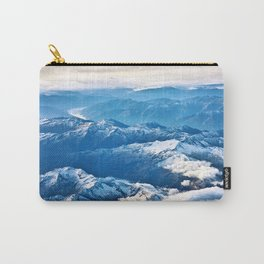 Above the Mountains I Carry-All Pouch