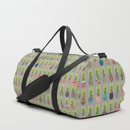 Pineapple Party Duffle Bag