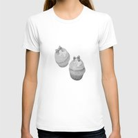 cupcakes T-shirts featuring Cupcakes by Ashley Casperson