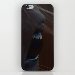 Horse Eye iPhone Skin
