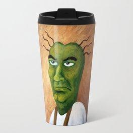 The Handsomest Man in O-Town Travel Mug