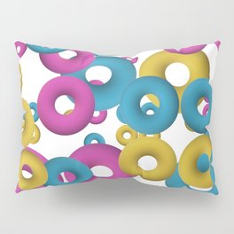 minimalist Fruity loops! Pillow Sham