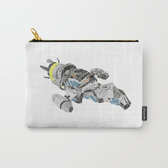 The Serenity Carry-All Pouch