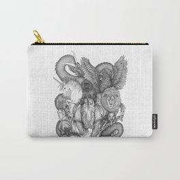 The Impossible Menagerie Carry-All Pouch