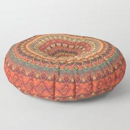 Mandala 392 Floor Pillow