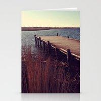 denmark Stationery Cards featuring Denmark by Elisabeth Mochner
