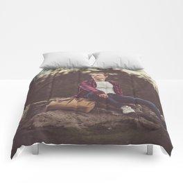 Contemplation Comforters