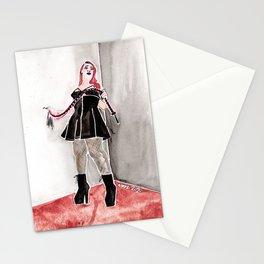 Lacey De La Kink Stationery Cards