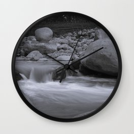 Balapusuh River Wall Clock