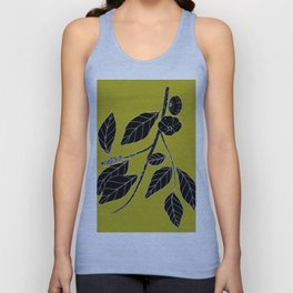 Big Green Plum - Planchonella pohlmaniana var.vestita Unisex Tank Top