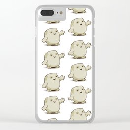 Adipose Army Clear iPhone Case