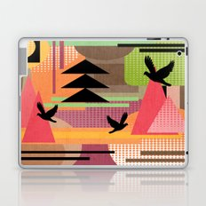3 Flew Over. Laptop & iPad Skin