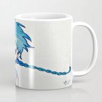 aladdin Mugs featuring Anime Aladdin by Ruby_Dag