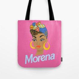 Morena Doll Tote Bag