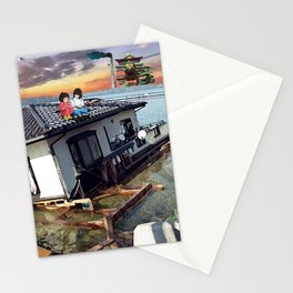 Beyond the Sea - Spirited Away / Ponyo Tsunami Series Stationery Cards