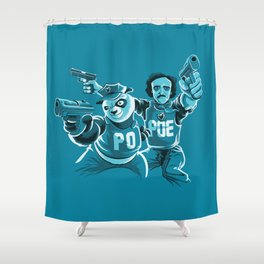 Beware the PoPoe Shower Curtain