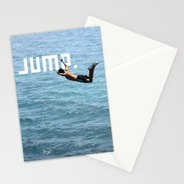 J.U.M.P. Stationery Cards