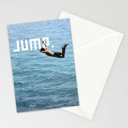 J.U.M.P. Stationery Cards