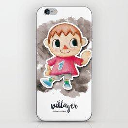 Villager iPhone Skin