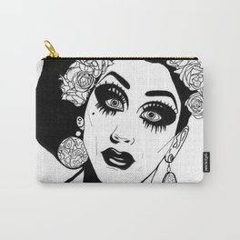 "Bianca del Rio - ""NOT TODAY SATAN"" Carry-All Pouch"