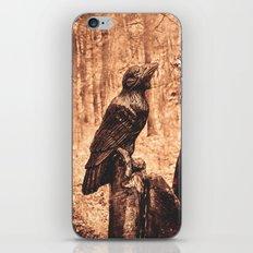 Raven (Slavanic paganism) iPhone & iPod Skin