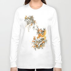 fox in foliage Long Sleeve T-shirt