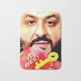 DJ Khaled Bless Bath Mat