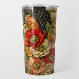 Summer Bouquet Travel Mug