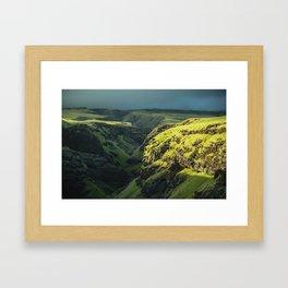 Hanna Highway Framed Art Print