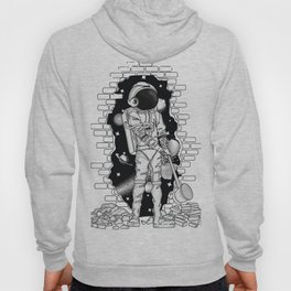 Astronaut on the loose Hoody