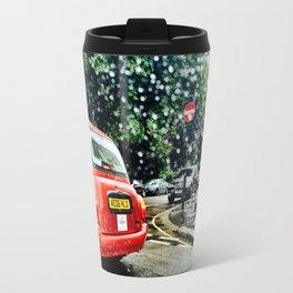 Red Cab Travel Mug