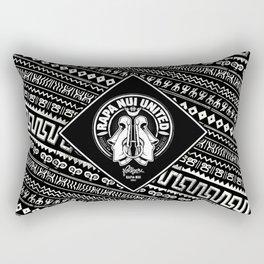 Rapa Nui United Rectangular Pillow