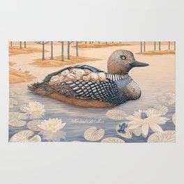 Mother goose Rug