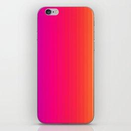 Colors Diversity iPhone Skin
