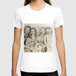 Obama Family T-shirt