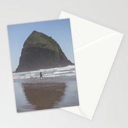 Man vs Nature Stationery Cards