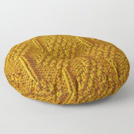 StaninMuSTard Floor Pillow