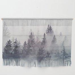Winter Wonderland - Stormy weather Wall Hanging
