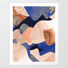 Grace Surface Print 018 Art Print