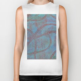 Abstract No. 510 Biker Tank