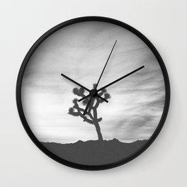 JOSHUA TREE XIV Wall Clock