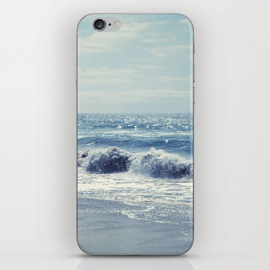 Ocean Blue... iPhone Skin
