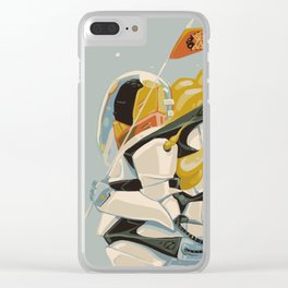 Cicada Squad Clear iPhone Case