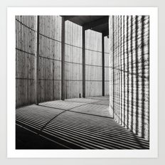 Chapel of Reconciliation in Berlin Art Print